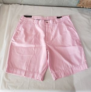 BRAND NEW Polo by Ralph Lauren pink shorts SZ 38